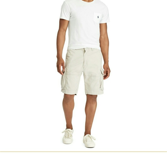 Shorts Ralph Polo Nwt Lauren Gellar Fatigue Cargo 8vn0mwN